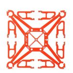 122mm DIY Micro Mini PCB RC Quadcopter Frame Kit Support 7 20mm 720 Coreless Motors
