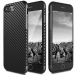 Carbon Fiber Design TPU Soft Case Full Cover Shockproof Case For iPhone 7 Plus 5.5 Inch