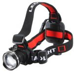 T6 LED Rechargeable Zoomable Bike Headlight Headlamp