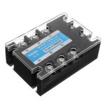 3 Phase DC AC Solid State Relay SSR-20A 20A 3-32VDC/480VAC