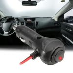 12-24V Replacement Car Cigarette Lighter Power Plug Head 10A DC Adapter Charger