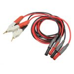 LCR Meter Test Leads Lead Terminal Clip Wires Leads Probes