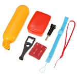 Red Floaty Sponge With Floating Hand Grip Accessories for GoPro HD Hero 2 3 Plus 4 XiaoMi Yi SJcam