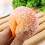 14 4.5 5.5CM Kawaii Squishy Simulation Bread Fun Toys Soft Decoration