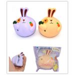 Kiibru Squishy Onion Rabbit With Original Packaging Gift Collection