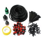 25m Micro Drop Irrigation System Atomization Micro Sprinkler Cooling Suite