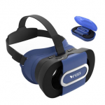 Ritech VRGO Virtual Reality Glasses Foldable 3D VR Headset for 4.7-6.0 inch Phone