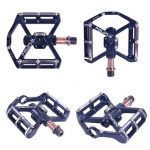 Aluminum Alloy Bicycle Pedals Mountain Bike Treadle Fixed Gear Bike Pedals