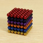 216Pcs 5mm Colorful DIY Neocube Magic Beads Magnetic Balls Puzzle