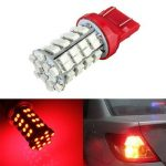 Red LED Bulb 3528 SMD 7443 T20 Tail Stop Brake Signal Light Lamp