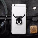 Bcase Bull Mobile Ring Holder 360 Degree Rotation Anti-drop Phone Stand for iPhone Samsung Xiaomi