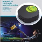 JEDA B3509 Bluetooth 4.1 3.5mm Stereo Audio Receiver Transmitter 2-in-1 Chipset CSR8670