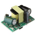 5Pcs 5V 700mA 3.5W AC-DC Step Down Isolated Switching Power Supply Module