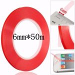 6mm Double Sided Tape Acrylic Adhesive for Iphone Battery Phone Display Lens LCD Screen