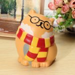 ChummyPie Squishy Jumbo Chunky Cat Slow Rising Original Packaging Collection Gift Decor Toy