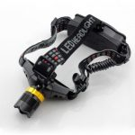 Q5 LED 3 Mode Waterproof Zoomable Headlamp Headlight For Hiking