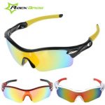 RockBros Polarized Bike Cycling Bicycle Sunglasses Glasses Goggles