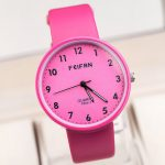 FEIFAN S045-3 Quartz Thin Waterproof Analog Watch