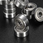 10pcs 623-ZZ 3x10x4mm Deep Groove Ball Bearings Miniature Bearings